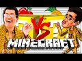 Minecraft | PPAP LUCKY BLOCK CHALLENGE | PEN PINEAPPLE APPLE PEN BATTLES?