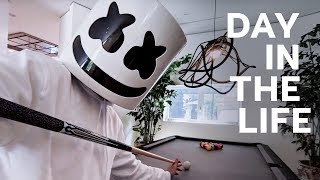 Download A Day in the Life of Marshmello Video