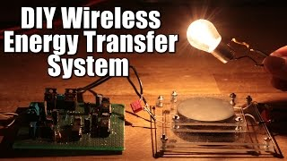 Download DIY Wireless Energy Transfer System Video