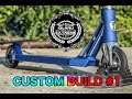 Download CUSTOM SCOOTER BUILD #1 Video