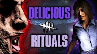 Download DELICIOUS RITUALS! [#175] Dead by Daylight with HybridPanda Video