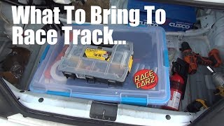 Download What to Bring to a Race Track... JD Track Talk Video