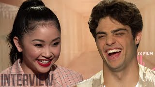 Download Lana Condor & Noah Centineo of 'To All the Boys I've Loved Before' Reveal Things They Did For Love Video