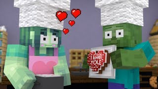Download Monster School : Cooking Challenge - Minecraft Animation Video