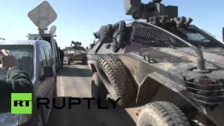 Download Ottoman Empire: Turkey sends tanks, troops to evacuate tomb guards in Syria Video
