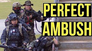 Download Perfect Ambush | Desert Fox Events: Southern Strike (Elite Force VFC Avalon Enola Gaye EG67) Video