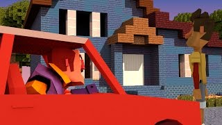 Download Minecraft - HE WON'T SEE THIS COMING! (Hello Neighbor in Minecraft) Video