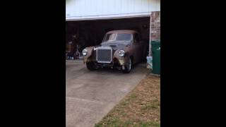 Download 1952 Chevy LS swap first drive Video