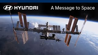 Download Hyundai : A Message to Space Video