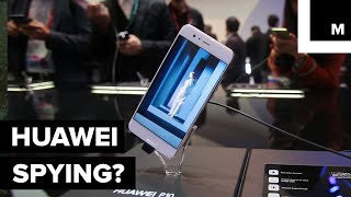 Download Are Huawei Phones Being Used to Spy on Americans? Video