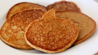 Download High Protein Pumpkin Pancakes - Clean & Delicious® Video