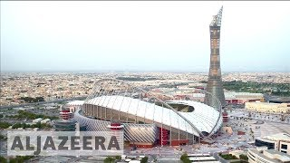 Download Exactly five years to go until 2022 FIFA World Cup in Qatar Video