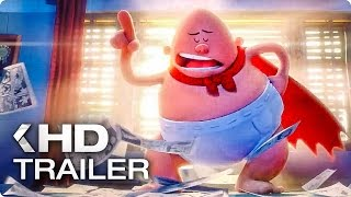 Download CAPTAIN UNDERPANTS: The First Epic Movie Clip & Trailer (2017) Video