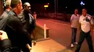 Download bouncers fight and bash people Video