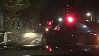 Download 踊る大警察24時!?これが自動車警ら隊によるばんかけ!からのXチェッカー〜警察署 Video