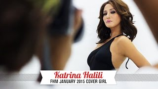 Download Katrina's Most Memorable FHM Cover Shoot Video