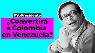 Download Gustavo Petro - ¿Convertirá a Colombia en Venezuela? | Yo, Presidente Video