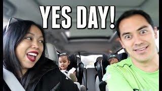 Download We Said YES To Our Kids All Day Long - ItsJudysLife Vlogs Video