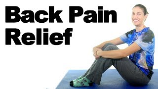 Download 5 General Back Pain Relief Treatments - Ask Doctor Jo Video
