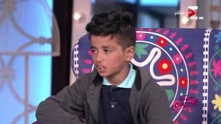 Download الطفل عبدالرحمن: أبويا هو اللي خلاني كده وهربت منه علشان كان هيدخلني الإصلاحية Video