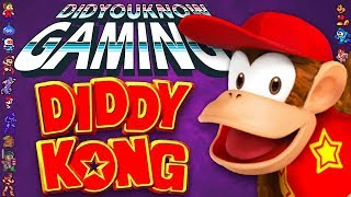 Download Diddy Kong - Did You Know Gaming? Feat. TheCartoonGamer Video
