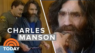 Download Mass Murderer Charles Manson's 1987 Interview In San Quentin Prison | TODAY Video