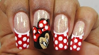 Download Unhas da Minnie Mouse - Nail Art Video