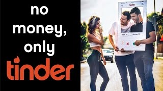 Download Using TINDER to Live in Europe FOR FREE | Yes Theory Video
