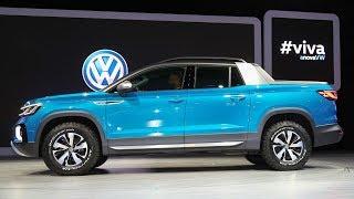 Download Volkswagen Tarok - nova picape média concorrente da Fiat Toro - car.blog.br Video