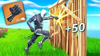 Download *NEW* FIST FARMING METHOD..?! | Fortnite Funny and Best Moments Ep. 189 (Fortnite Battle Royale) Video