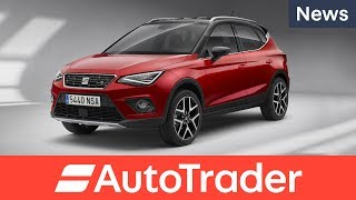 Download All-new Seat Arona 2017 first look Video