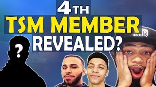 Download 4TH TSM MEMBER REVEALED? | TSM SCRIMS | DAEQUAN ABANDONED IN FIGHT - (Fortnite Battle Royale) Video