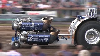 Download Crazy & Powerfull Tractor Pulling Builds | Tractor Pulling Denmark Video