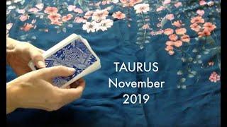 Download Taurus November 2019 Tarotscope Video