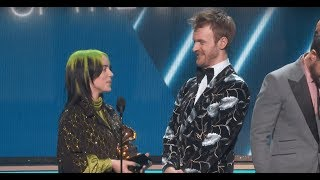 Download Billie Eilish Wins Song Of The Year | 2020 GRAMMYs Video