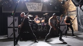 Download METALLICA - Atlas, Rise! - Live from The House of Vans, London - 18 November 2016 Video