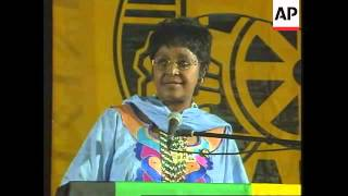 Download South Africa - Winnie declines ANC nomination Video