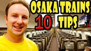 Download How to Ride Subway & Trains in Osaka Japan - 10 Tips! Video