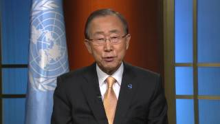 Download UN Secretary General Ban Ki-moon congratulates UNIDO on its 50th anniversary Video