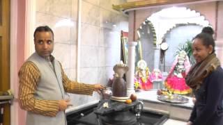 Download Gita Bhavan Temple, Manchester: Tour of the Temple 1 Video