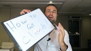 Download 3 Brilliant Strategies To Get High Paying Clients For Your Business Video