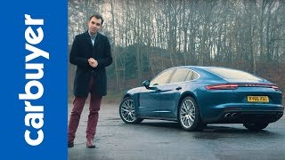 Download Porsche Panamera hatchback 2017 review - Carbuyer Video