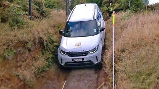 Download Land Rover Discovery (2018) Off-Road Test [YOUCAR] Video