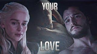 Download Jon & Daenerys | Your Love [+7x06] Video