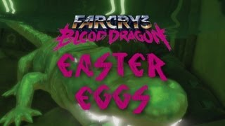 Download Best Easter Eggs Series - Far Cry 3: Blood Dragon // Ep.46 Video