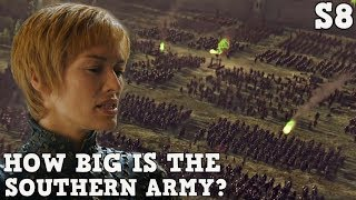 Download How Big is the Southern Army? | Cersei and Euron's Forces | Game of Thrones Season 8 Video