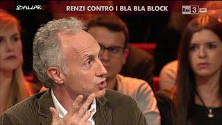 Download Marco Travaglio: la situazione è peggiore di quando c'era Berlusconi - Ballarò 10/11/2015 Video