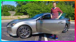 Download MY NEW CAR! - MrBossFTW's 2016 LEXUS F SPORT! Video