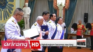 Download Thailand's crown prince Maha Vajiralongkorn becomes new king Video