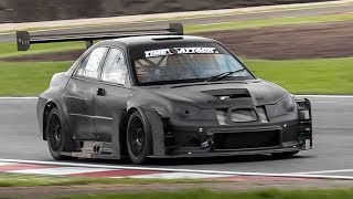 Download Time Attack Italia 2019: 2nd Round Adria - Evening/Night, Wet Track, Pure Sounds! Video